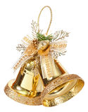 Golden bells Royalty Free Stock Photography