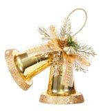 Golden bells Royalty Free Stock Photos