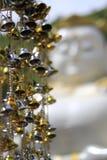 Golden bells lucky and beautiful. Golden bells lucky and beautiful Stock Photos