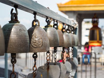 Golden Bells Royalty Free Stock Photo