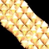 Golden belt Stock Image