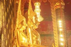 Golden Bhudda Stock Image