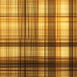 Golden blended stripes seamless pattern. Design Royalty Free Stock Photo
