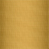 Golden Blocks Pattern Royalty Free Stock Photo