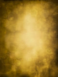 Golden Bokeh Glow Stock Photography