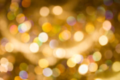 Free Golden Bokeh Light Celebration Event Night Xmas Theme Stock Images - 82385624