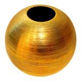 Golden bowl Stock Photos
