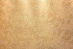 Golden  bronze  background texture. Golden background  luxury texture with a relief pattern bronze Royalty Free Stock Images