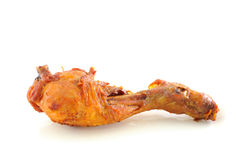 Golden brown fried chicken Royalty Free Stock Images