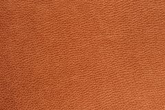 Golden Brown Glossy Faux Leather Texture Royalty Free Stock Photos