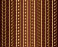 Golden seamless wallpaper. Stock Images