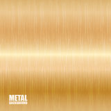 Golden brushed texture background. With bright reflection Royalty Free Stock Image