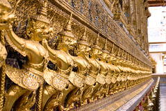 Golden Budda Royalty Free Stock Image