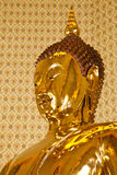 The golden buddha. In Bangkok, Thailand Royalty Free Stock Image