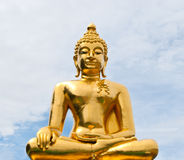 Golden Buddha . Stock Photos