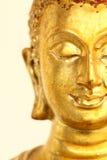 Golden buddha Stock Image