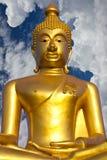Golden Buddha. Stock Image