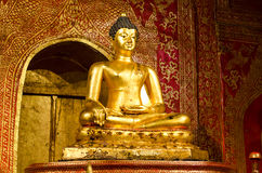 Free Golden Buddha Stock Image - 36081941