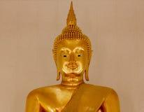 Golden Buddha. Beautiful golden Buddha in thailand Royalty Free Stock Image