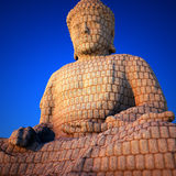 Golden Buddha Royalty Free Stock Images