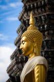 Golden Buddha Image Stock Images