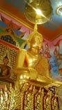 Golden Buddha image Royalty Free Stock Photo