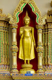 Golden buddha on samui islands, thailand Royalty Free Stock Photo