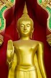 Golden buddha on samui islands, thailand Royalty Free Stock Photos