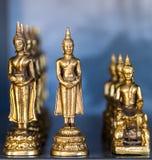 Golden Buddha Stock Photography