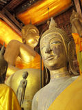 The Golden Buddha Stock Photos