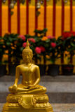 Golden Buddha Statue Thailand Royalty Free Stock Image