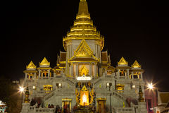 Golden Buddha Temple. Stock Images