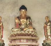 Golden Buddha Stock Images