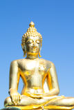 The Golden Buddha View. Stock Photo