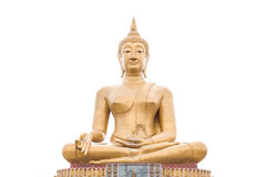 Golden Buddha. Stock Photos