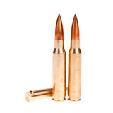 Golden bullet Stock Images