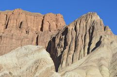 Golden Canyon Trail, Death Valley Royalty Free Stock Images