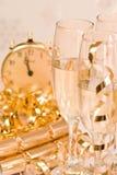 Golden Celebration Royalty Free Stock Images