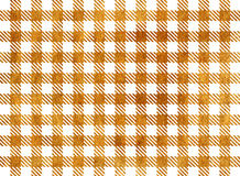 Golden checked texture. Royalty Free Stock Images