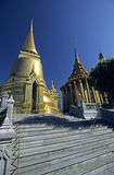 Golden chedi Royalty Free Stock Photos