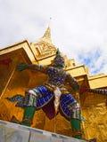 Golden Chedi Stock Image