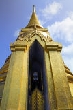 Golden Chedi Stock Photography