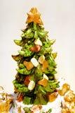 Golden Christmas Stock Photos