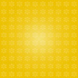 Golden christmas background. Winter card with in yellow tones Royalty Free Stock Photo