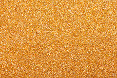 Golden Christmas Glittering background Royalty Free Stock Photography