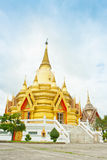 Golden Church at Wang ma now Temple Royalty Free Stock Photos