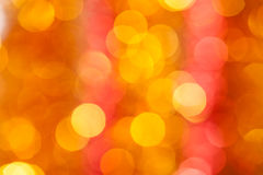 Golden circle background Stock Photo