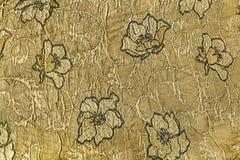 Golden cloth Stock Photos