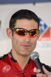 Golden, CO - Aug 28: George Hincapie during a pre- Royalty Free Stock Photography