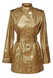 Golden coat Stock Photos